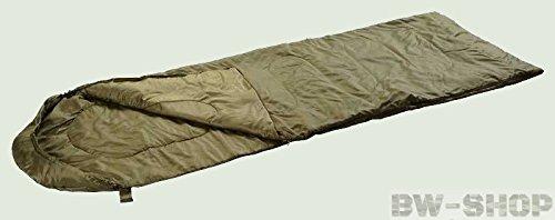 Mil-Tec Steppdeckenschlafsack (200 Gr) Oliv