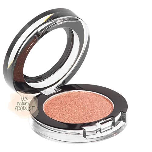 Lidschatten Puder/Mineral LIDSCHATTEN/Augen Make-up deckend/sensible, empfindliche AUGEN/Reflectives kupfer 1,8 g -