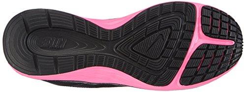 Nike Dual Fusion Run 3 (Gs), Scarpe da Corsa Bambine Rosa (Bold Berry/Ttl Orng-Pnk Pw-Blk)