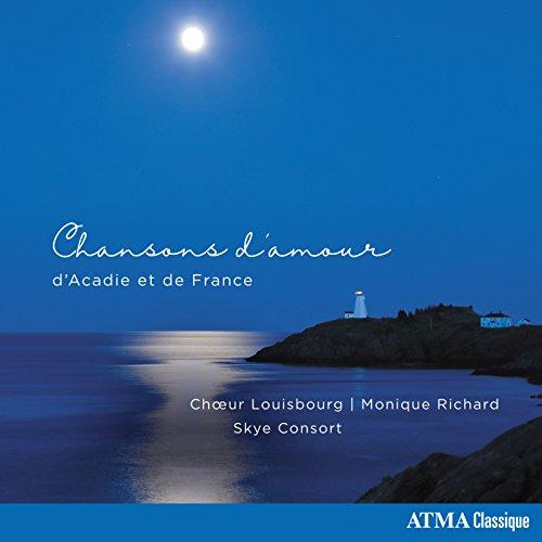 Chansons d'Acadie: Écrivez-moi (Arr. S. Dagher for Choir & Ensemble)