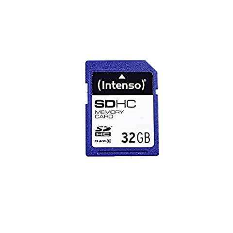 Intenso SDHC 32GB Class 10 Speicherkarte