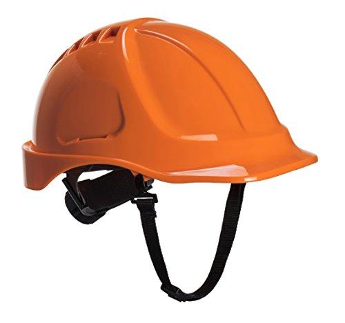 Portwest ps54orr Casco Edurance Plus Fluo, Naranja, 56-63