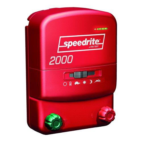 Speedrite 2000 Unigizer, 2.0 Joule