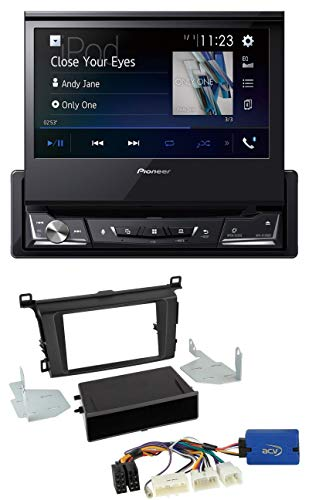 VH-A7100BT Bluetooth CD MP3 DVD USB Autoradio für Toyota RAV-4 (ab 2013) ()