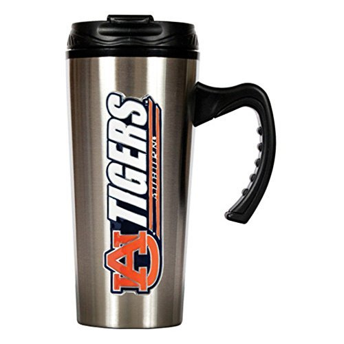 NCAA Florida Gators 16oz Stainless Steel Travel Mug by Great American Products
