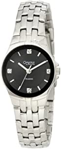 Caravelle by Bulova Women's 43P108 Metalized crystal diamond dial Watch