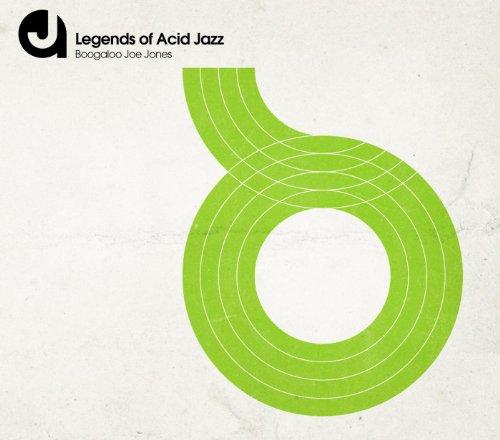 Legends Of Acid Jazz: Boogaloo Joe Jones, Vol. 1 (International Package Re-Design)