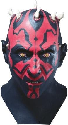 Kinder Darth Maul Kostüm - Darth Maul Maske