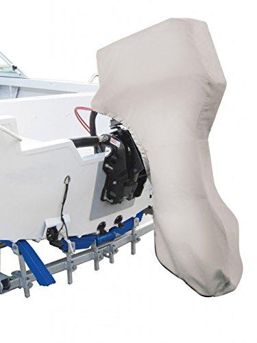 Oceansouth Motor-Abdeckung für 2/4-Takt-Außenborder - Schutzhülle für den ganzen Motor, Ausführung:Variante G