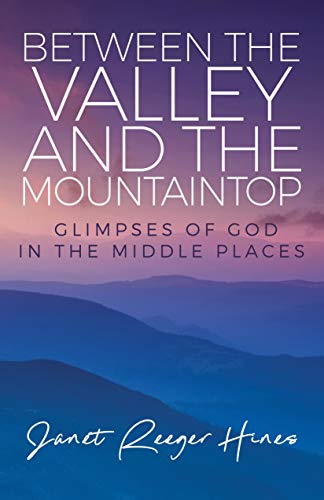 Between the Valley and the Mountaintop: Glimpses of God in the Middle Places (English Edition)