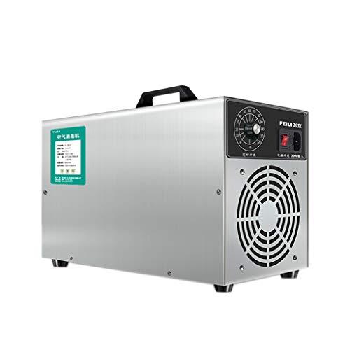 Generador de ozono Comercial MáQuina De EliminacióN De Ionizador De Aire Industrial Purificador De...