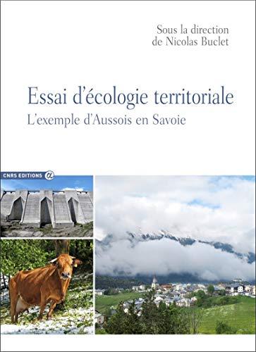 Essai d'écologie territoriale par Nicolas Buclet
