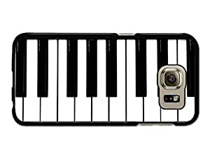 Piano Keys Music Cool Style Design coque pour Samsung Galaxy S6
