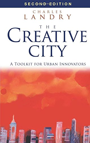 The Creative City Cover Image
