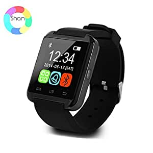 Shan's U8 Bluetooth Smart Watch for Smart Devices (Android & IOS)