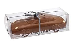 Heilemann - Chocolat Porsche 911 Chocolat de Lait Entier, Pack de 1 pièce (1 x 125 g)