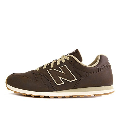 New Balance 373, Baskets Homme Marron (Brown)