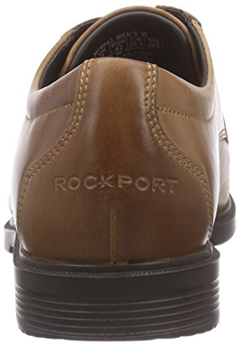 Rockport CS ALGONQUIN Herren Derby Schnürhalbschuhe Braun (DARK TAN)