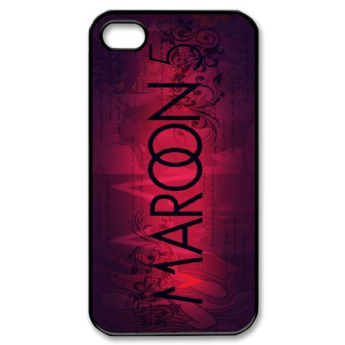 LP-LG Phone Case Of Maroon 5 For Iphone 4/4s [Pattern-6] Pattern-1