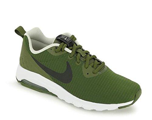Nike Herren Air Max Motion LW Prem Laufschuhe, Grün (Verde/(Legion Green/Black/White/Light Bone) 000), 42 EU (Max-verde-grün)