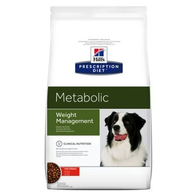 Hill's Pet Nutrition - Prescription Diet Metabolic Canine Advanced Weight Solution 1 Sacco 12,00 kg