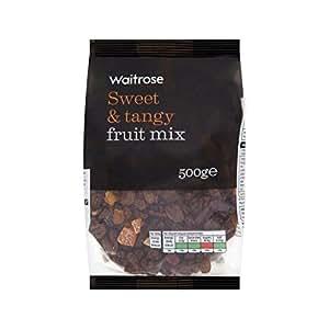 Frutta Mista Secca Con Mirtilli, Albicocche E Ananas Waitrose 500G - Confezione da 6