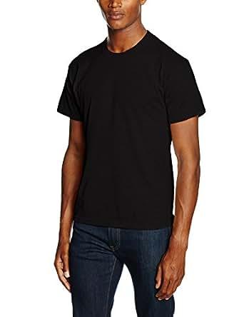 Fruit of the Loom - T-shirt -  - Uni Homme noir Noir Small