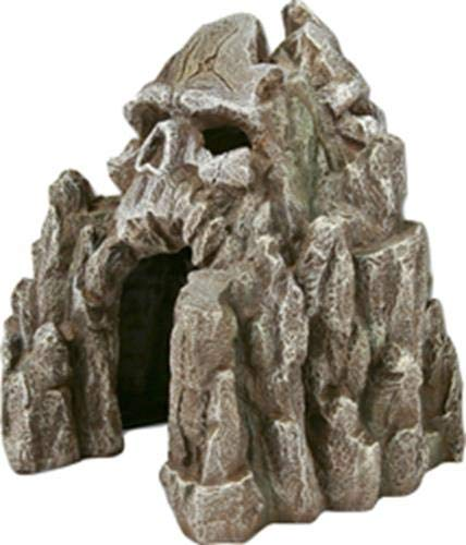 Blue Ribbon Exotic Environments Aquarium-Dekoration Totenkopf Berg, Small, 5.5