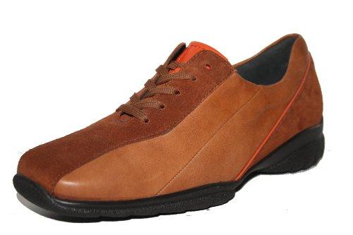 Theresia Muck - Haiti 60614 996 360 Damen Schuhe Halbschuhe brau ( nerz / mandarin )