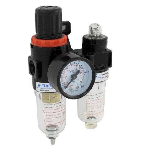 Preisvergleich Produktbild 1-10.16 cm PT Quelle Behandlung Druckluft Filter, Druckminderer Öler
