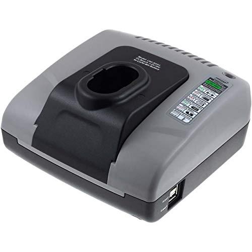 Preisvergleich Produktbild akku-net Akku-Ladegerät mit USB für Bosch Typ 1600Z00030,  7, 2V-18V