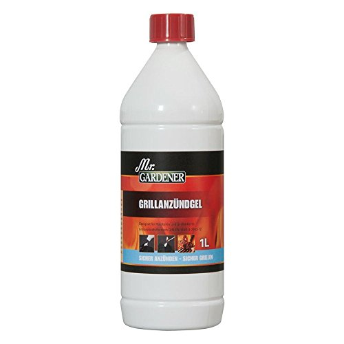 Grillanznder Gel 1 L Mr Gardener