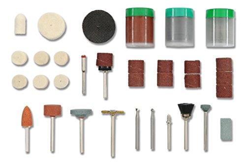 KWB 49510900 Juego de mini-accesorios para taladradora, kit 105 piezas, 790 W