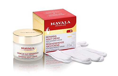 Mavala Night Repair Cream Damaged Hands 70ml