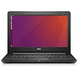 Dell Vostro 3468 14-inch Laptop (7th Gen Core i3 - 7100U/4GB/1TB/Ubuntu 14.04/Integrated Graphics)
