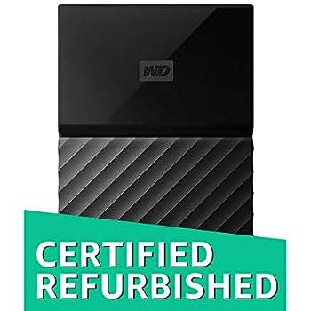 WD My Passport - Disco Duro portátil de 4 TB y Software de Copia de Seguridad