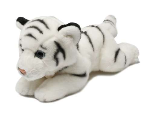 MiYoni Wild Tigre bianca, 20 cm
