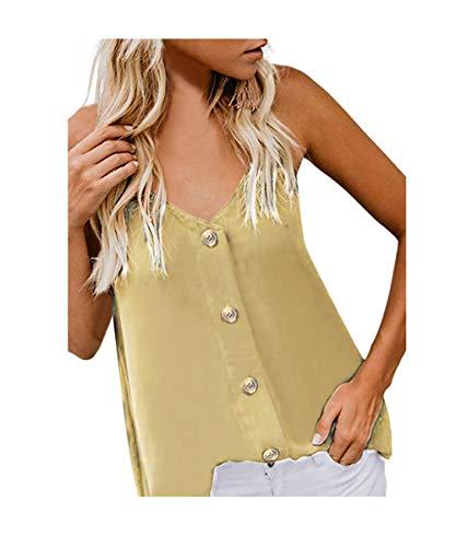 Camisetas sin Mangas de Verano para Mujer Camisas Mujer Fiesta...
