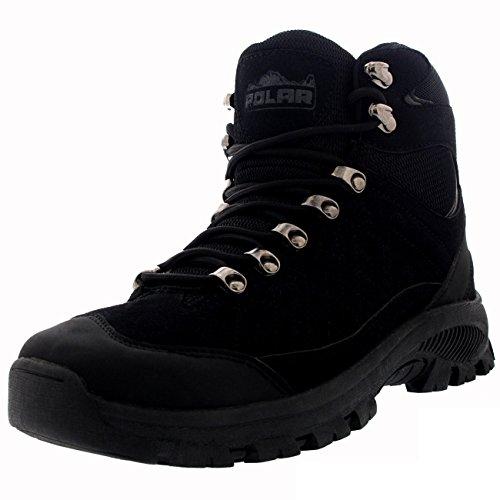 Polar-Mens-Trail-Hiking-Outdoor-Waterproof-Walking-Winter-Rambling-Ankle-Boots