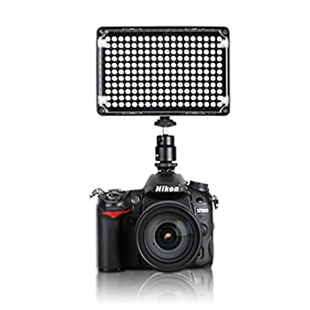 Aputure Amaran Al-h198 High Cri 95+ Led Video Light For Canon Nikon Olympus Camcorder 1