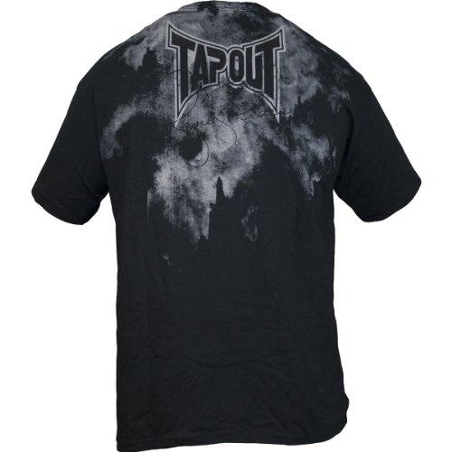 Tapout T-Shirt Royce Gracie Walkout Schwarz