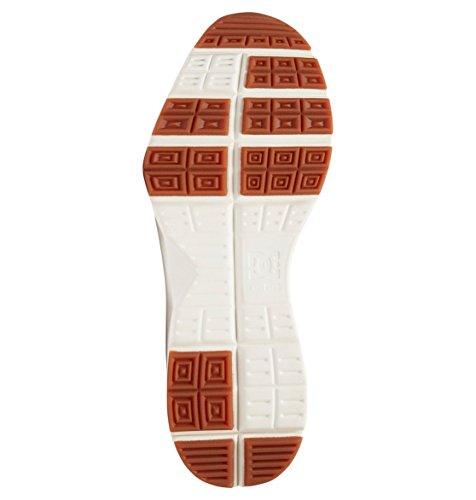 DC Shoes Player LE - Chaussures pour Homme ADYS700119 Blanc - Tan