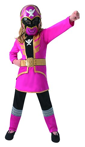 Rubie's 3610115 - Kostüm für Kinder - Power Ranger Classic Super Megaforce, S, ()