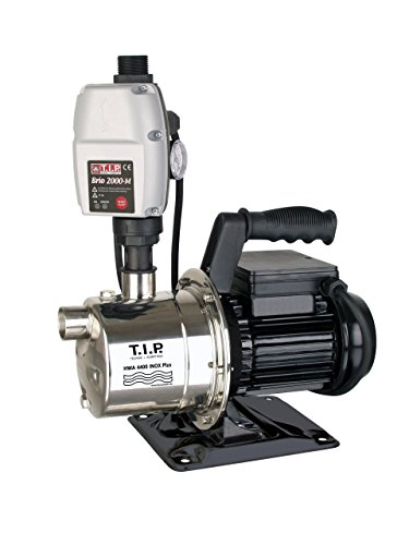 T.I.P. 31192 Hauswasserautomat HWA 4400 INOX Plus