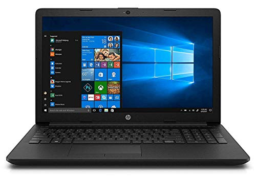 HP 15 db0209au 15.6-inch Laptop (A4-9125/4GB/1TB/Windows 10/Integrated Graphics), Jet Black