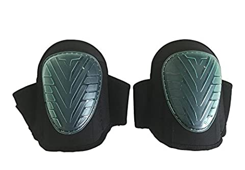 QUMAXX Gel Knee pads/ Knee protectors for work and garden - Protective Gear Knee/ Knee Protection for gardening and construction work