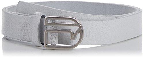 D&g Logo Gürtel (G-STAR RAW Damen Caisa Logo Pin Belt Wmn Gürtel, Mehrfarbig (White/Silver 2278), 29/34 (Herstellergröße: 85))