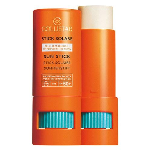Collistar stick solare massima protezione (pelli ipersensibili, spf 50+) - 8 ml.