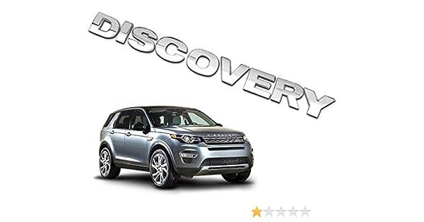 1PC Black SPORT range Metal Emblem Sticker Badge land hse discovery Car 3D rover