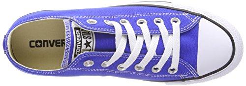 Converse Ctas Ox Hyper Royal, Baskets Mixte Adulte Blau (Hyper Royal)